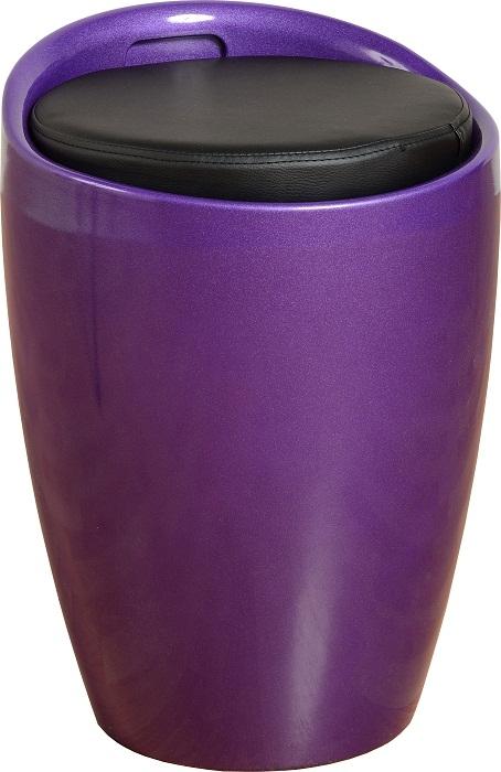Wizard Storage Stool - Purple