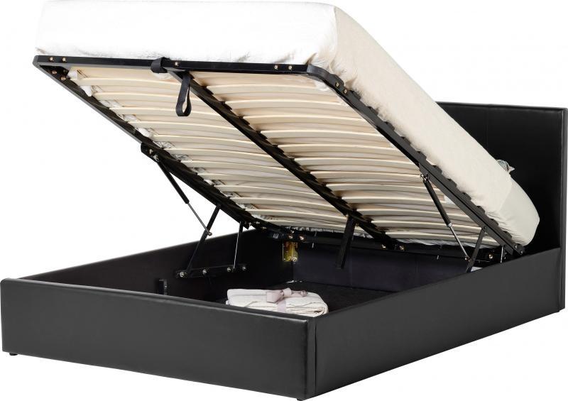 Waverley Double Storage Bed