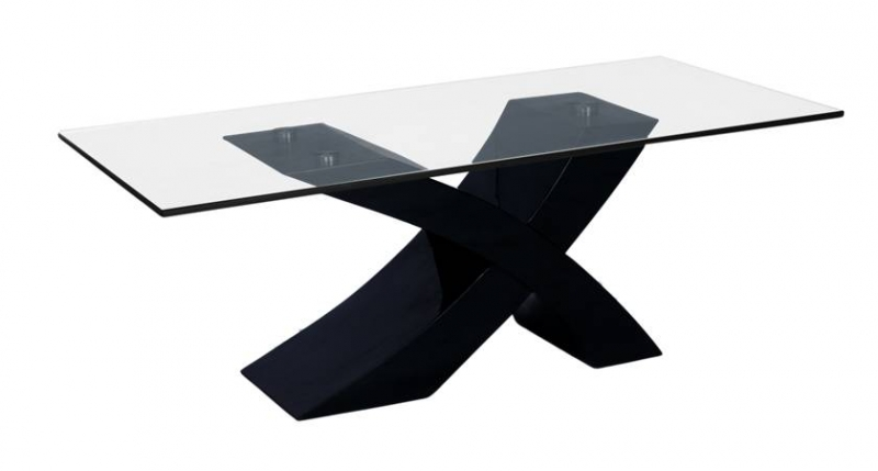Arizona Coffee Table - Black Gloss