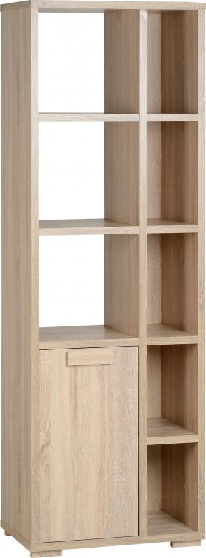 Cambourne 1 Door 5 Shelf Unit