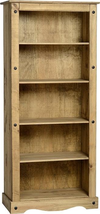 Corona Bookcase - High