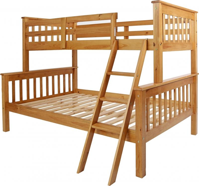 Neptune Triple Sleeper - Pine