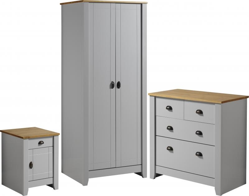 Ludlow Bedroom Set - Grey
