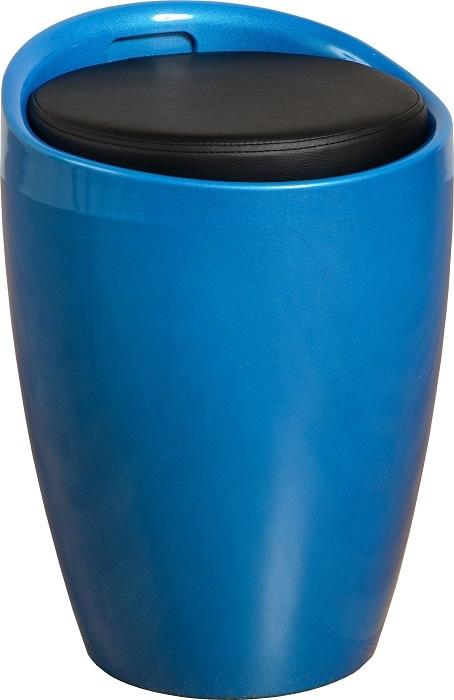 Wizard Storage Stool - Blue