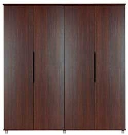 Lorenza 4 Door Wardrobe