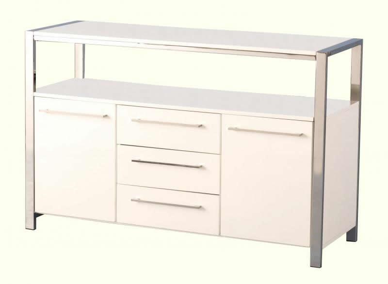 Charisma Sideboard - White