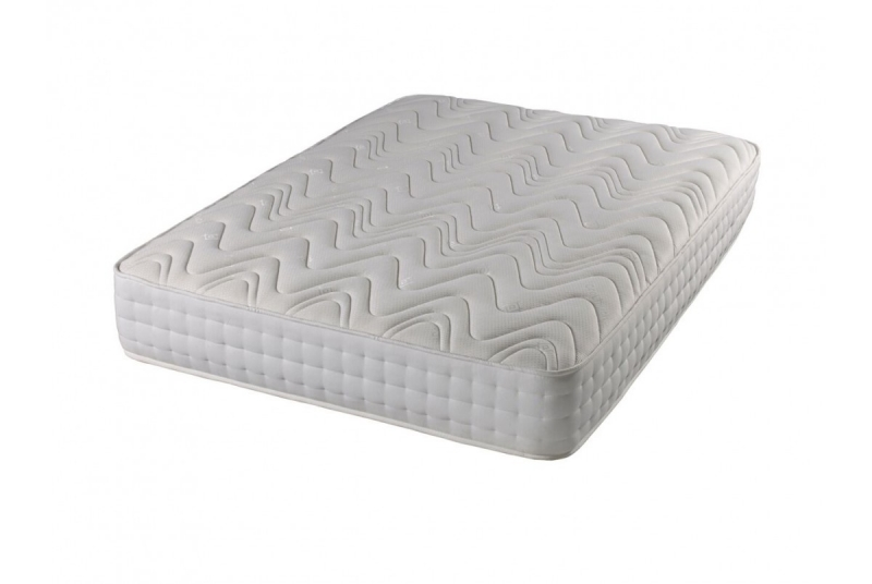 1000 Pocket Memory Foam Mattress 10