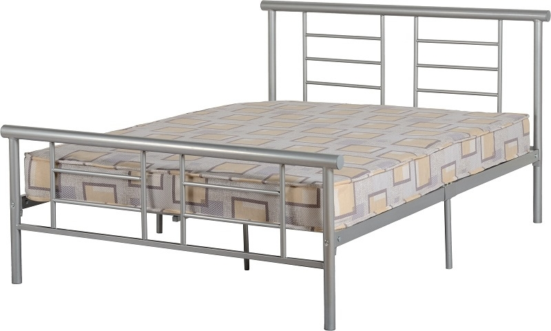 Lynx Double Bed - High Foot
