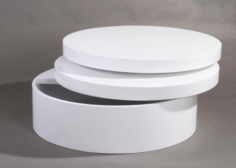 Tolland Coffee Table - White