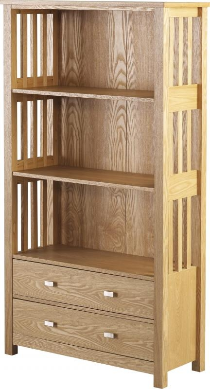 Ashmore Bookcase - High