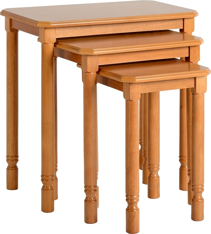 Brunton Nest Of Tables - A/P