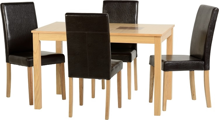 Wexford 47 G3 Dining Set - Expresso