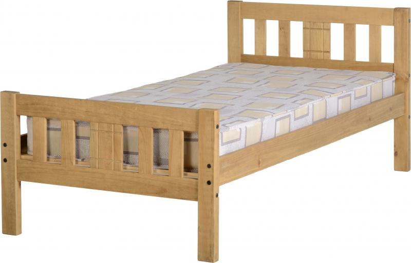 Rio Single Bed Wooden Beds
