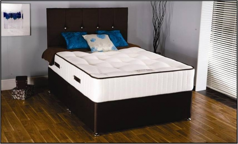 Supreme orthopedic divan bed divan beds for Orthopedic divan beds