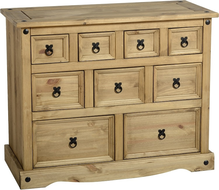 Corona 4 3 2 Drawer Merchant Chest Sideboards