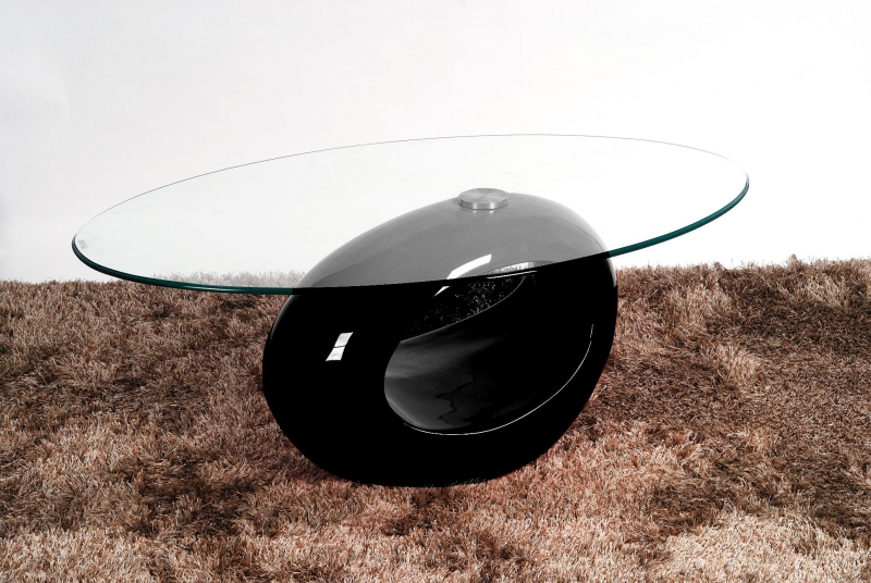 Dale Coffee Table Black Coffee Tables