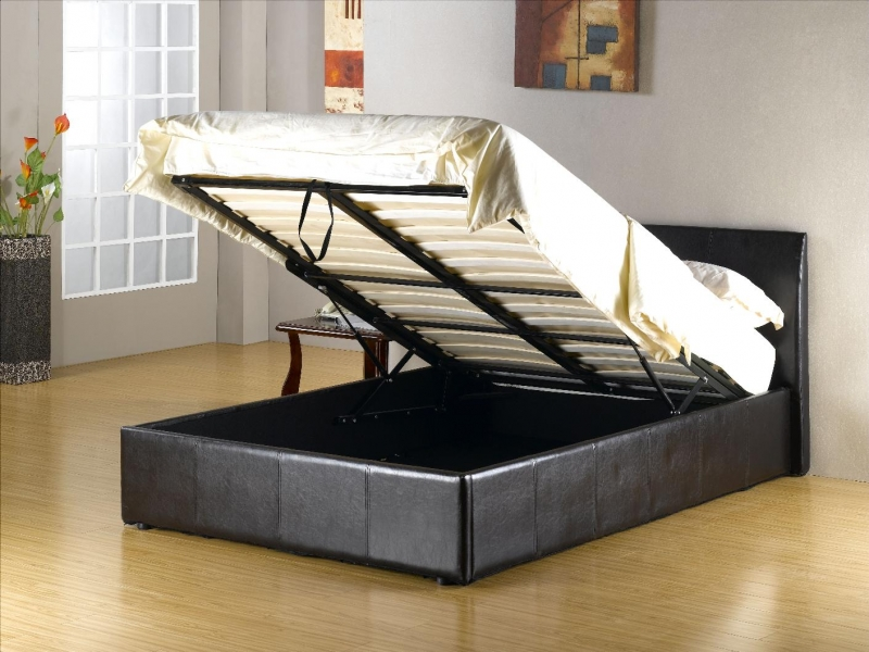 Flat Pack Bed Double Stourage Bed Bedroom Furniture Online