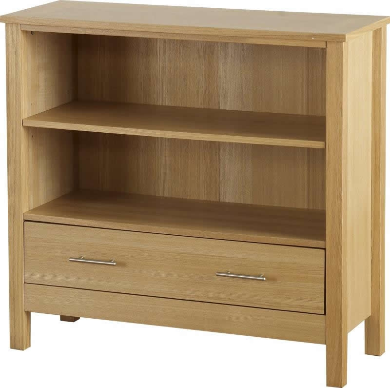 Oakleigh Bookcase - Low - Bookcases
