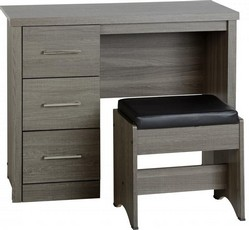 Lisbon Dressing Table Set - Grain