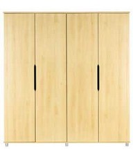 Lorenza 4 Door Wardrobe