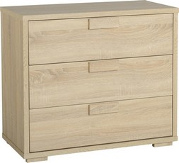 Cambourne 3 Drawer Chest