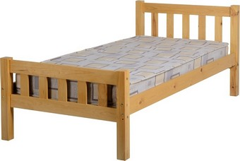 Carlow Single Bed