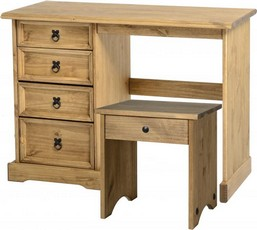Corona Dressing Table Set