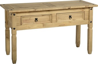 Corona 2Drw Dressing Table
