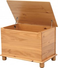Sol Blanket Box