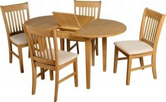 Oxford Ext Dining Set