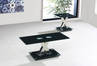 Paxel Coffee Table - Black