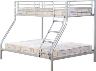 Tandi Triple Sleeper - Silver