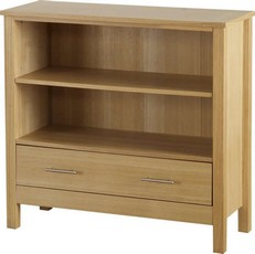 Oakleigh Bookcase Low